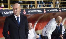 """Zidane: """"Hemos hecho un partido serio y hemos respetado al rival"""""""