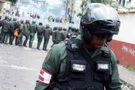 Muere tiroteado un policía de Venezuela durante una protesta opositora