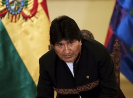 Morales anuncia el reinicio del diálogo con los cooperativistas mineros en Bolivia