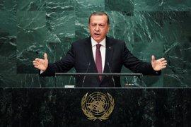 Erdogan dice que la ofensiva turca en Siria atacará Manbij y Raqqa tras Al Bab