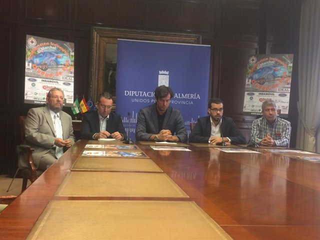 El Rally-Crono 'Ciudad de Berja' recordará al piloto Miguel Ángel Martínez.