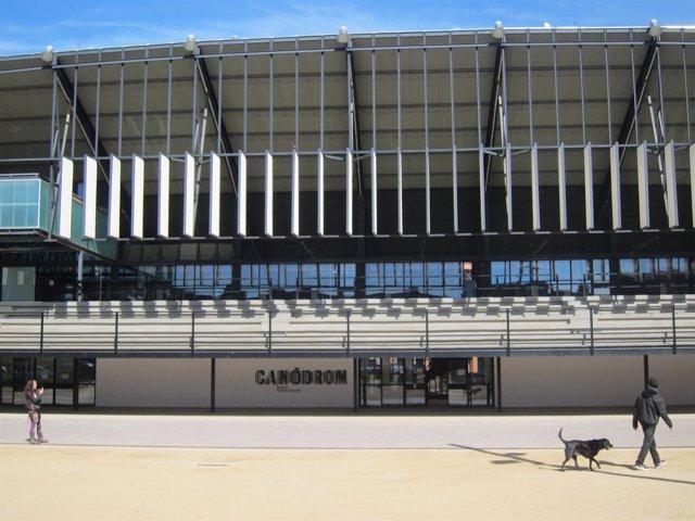 Canòdrom de Meridiana (Barcelona)