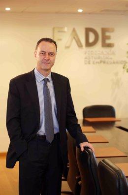 Alberto González director general de FADE.