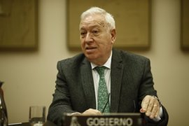 """Margallo, tras hablar Iglesias de """"delincuentes"""": Si tiene sospechas, que vaya al juzgado"""