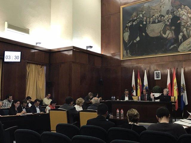 Pleno de Santander
