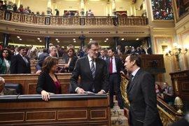 PSOE, Podemos e IU ven insuficiente el anuncio de Rajoy sobre 'reválidas' y C's lo apluade