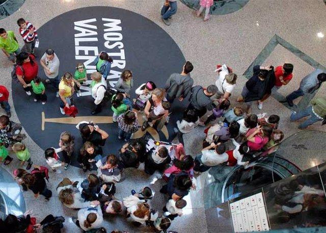 Público de la Mostra de València