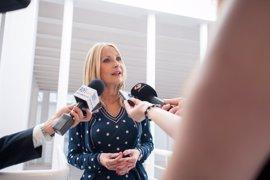 """Navarro (PP) dice que """"no es real"""" una posible moción de censura a Clavijo"""