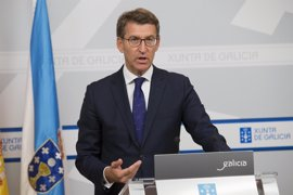"""Feijóo ve al diputado de En Marea Villares """"en su derecho"""" a pedir medios pero dice que él marca """"tiempos y prioridades"""""""