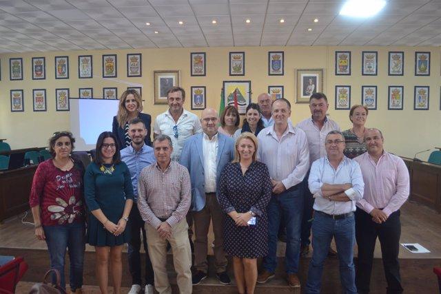 NP La Mancomunidad Axarquía Costa Del Sol Involucra A Los 31 Ayuntamientos De La