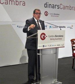 El conseller de Interior Jordi Jané
