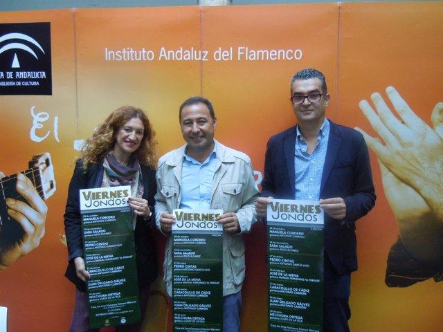Ganadores del concurso Antonio Mairena protagonizan 'Viernes jondos'