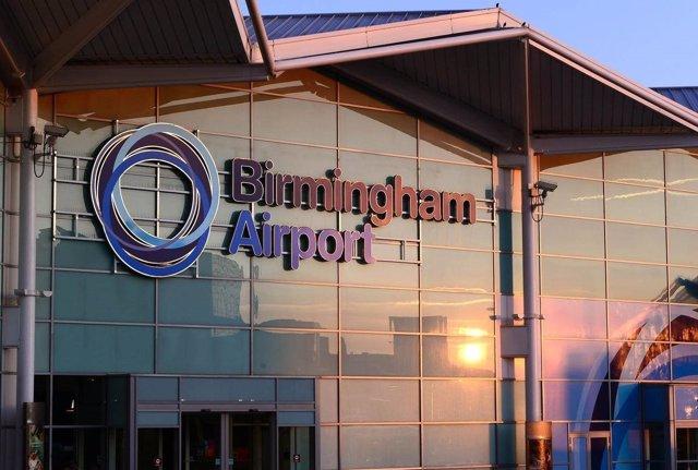 Aeropuerto de Birmingham
