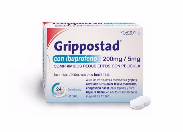 'Grippostad' Con Ibuprofeno
