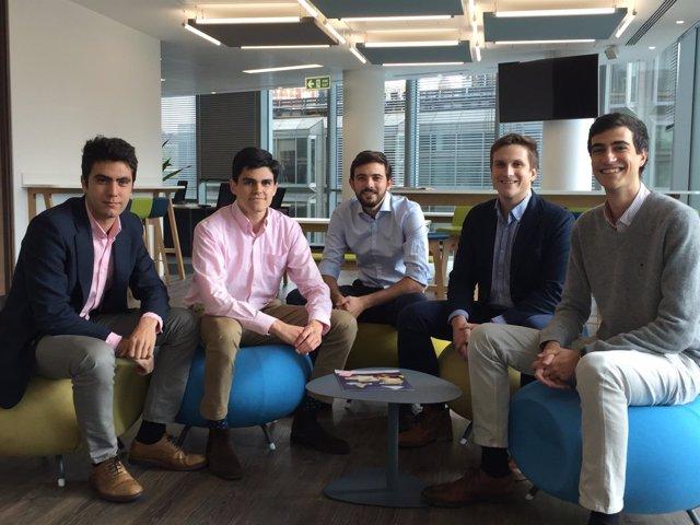 Ingenieros de Ebury galardonados por la Fundación Gates
