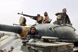 El Ejército de Siria recupera la localidad de Soran, en manos de los rebeldes