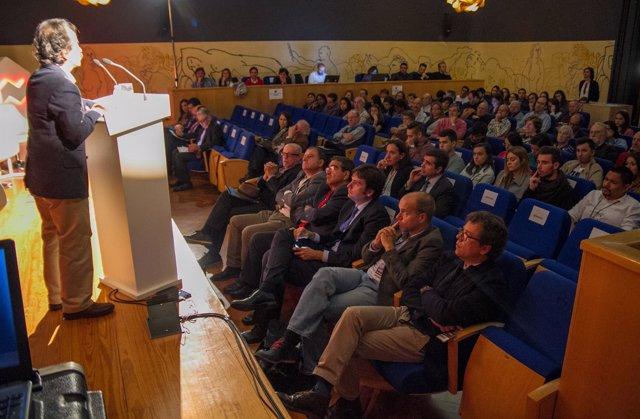 Conferencia inaugural por Jorge Cardona en Futuro en Español