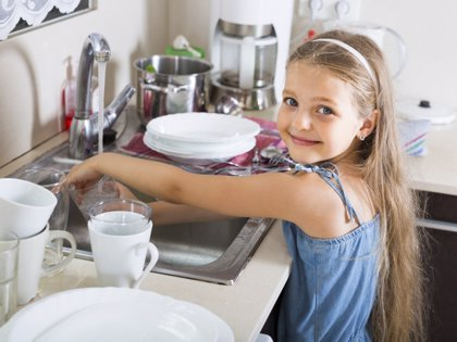 Pequeñas tareas que fomentan la autonomía de los niños