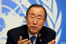 Ban Ki Moon insta al Consejo de Seguridad a mediar en la repatriación de rebeldes en RDC