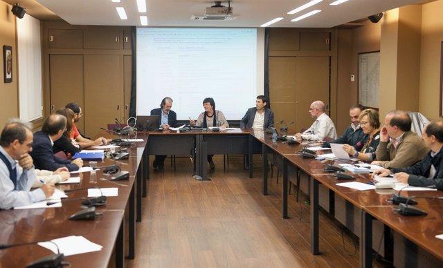 Beaumont Preside La Reunión De La Comisión De Coordinación Del SITNA