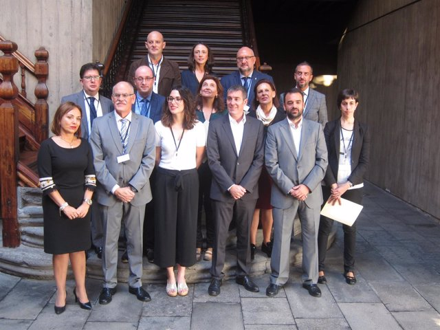 Clavijo y Afonso en la conferencia autonómica