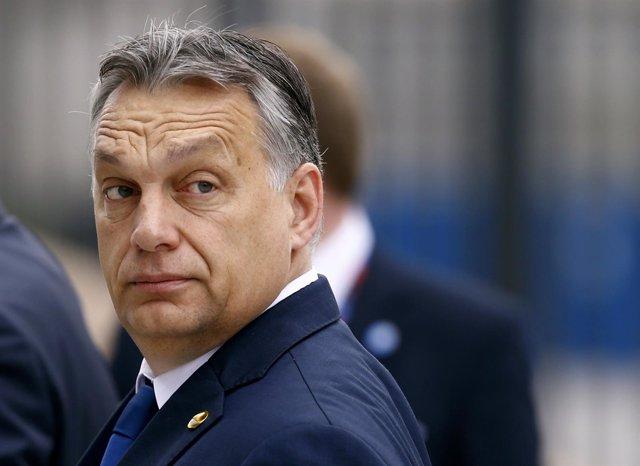 El primer ministro de Hungría, Viktor Orban
