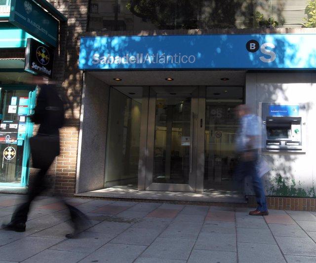 Sede del Banco Sabadell Atlántico