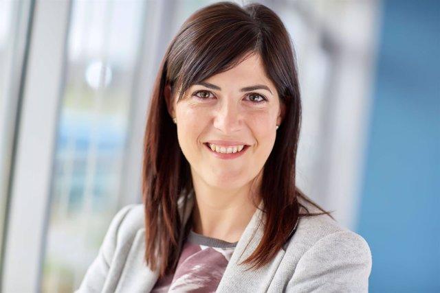 Laura Mata, directora general de Oinarri