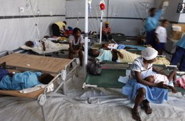 Haití vacunará contra el cólera a cerca de 1 millón de personas