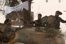 Los rebeldes lanzan una ofensiva en Alepo contra las zonas gubernamentales