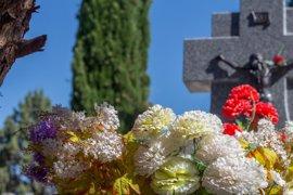 Trece floristas expondrán sábado, domingo y lunes en el Mercado de Flores de Todos los San