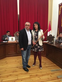 Alcaldesa Chinchilla