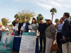 PP-A insta al PSOE a propiciar que en los próximos presupuestos se incluya la Huelva-Cádiz