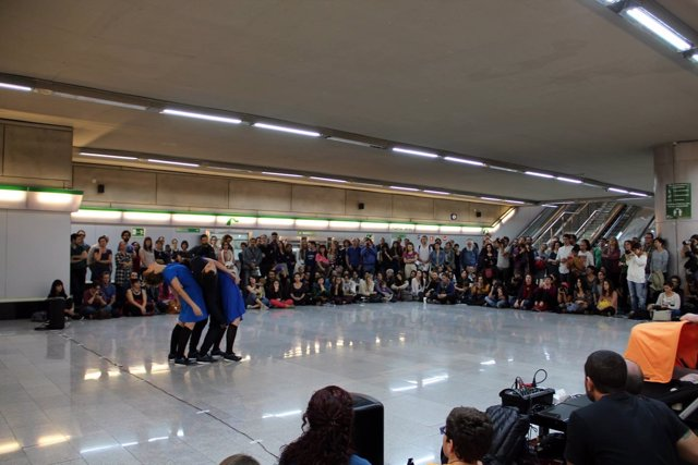 Mes de Danza en Metro de Sevilla
