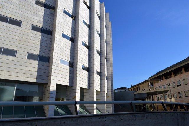 Juzgados de Lleida