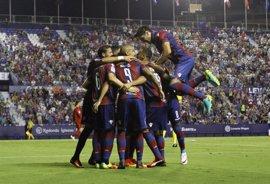 El Levante busca aumentar su ventaja ante el Getafe y el Reus viaja a Huesca