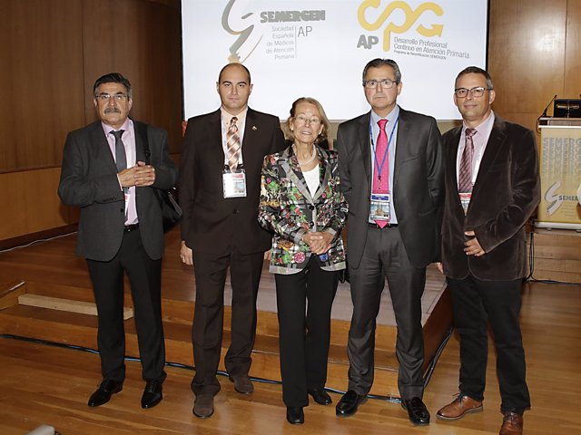 38 Congreso De Semergen Celebrado En Santiago.