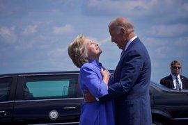 Medios estadounidenses dan a Biden como favorito de Clinton a la Secretaría de Estado