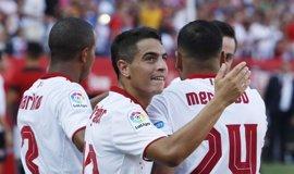 El Sevilla busca mantenerse en lo más alto en el estadio 'maldito' de El Molinón