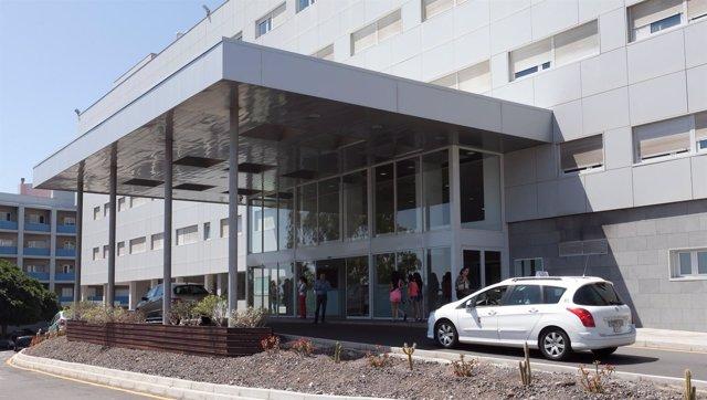 Hospital Universitario Ntra. Sra de Candelaria