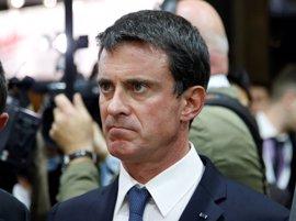 """Valls sintió """"cólera"""" y """"vergüenza"""" por las palabras de Hollande en un libro"""