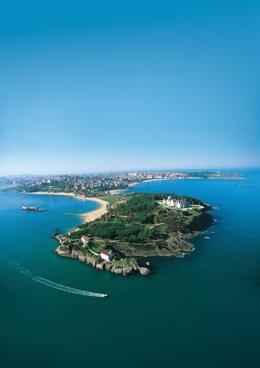 Península de La Magdalena, Santander