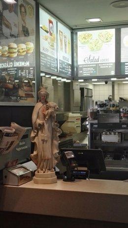 Virgen Macdonald