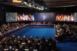 La Cumbre Iberoamericana inicia sus debates sin Maduro y a puerta cerrada
