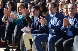 """Moreno (PP-A), tras la investidura de Rajoy: """"España tiene el presidente que necesita"""""""