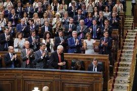 Rajoy, reelegido presidente del Gobierno tras 315 días en funciones