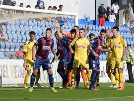 El Huesca remonta al Reus y el Córdoba salva un punto en la visita del Valladolid