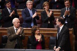 Santamaría y Margallo evitan especular sobre el nuevo Gobierno