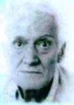 Foto de Ramón Lizaso, desaparecido en Ansoáin