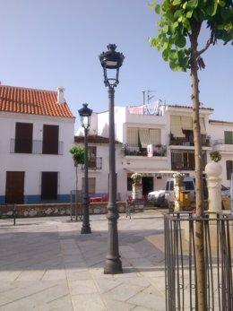 Municipios de Huelva ahorrarán un 60% en alumbrado público